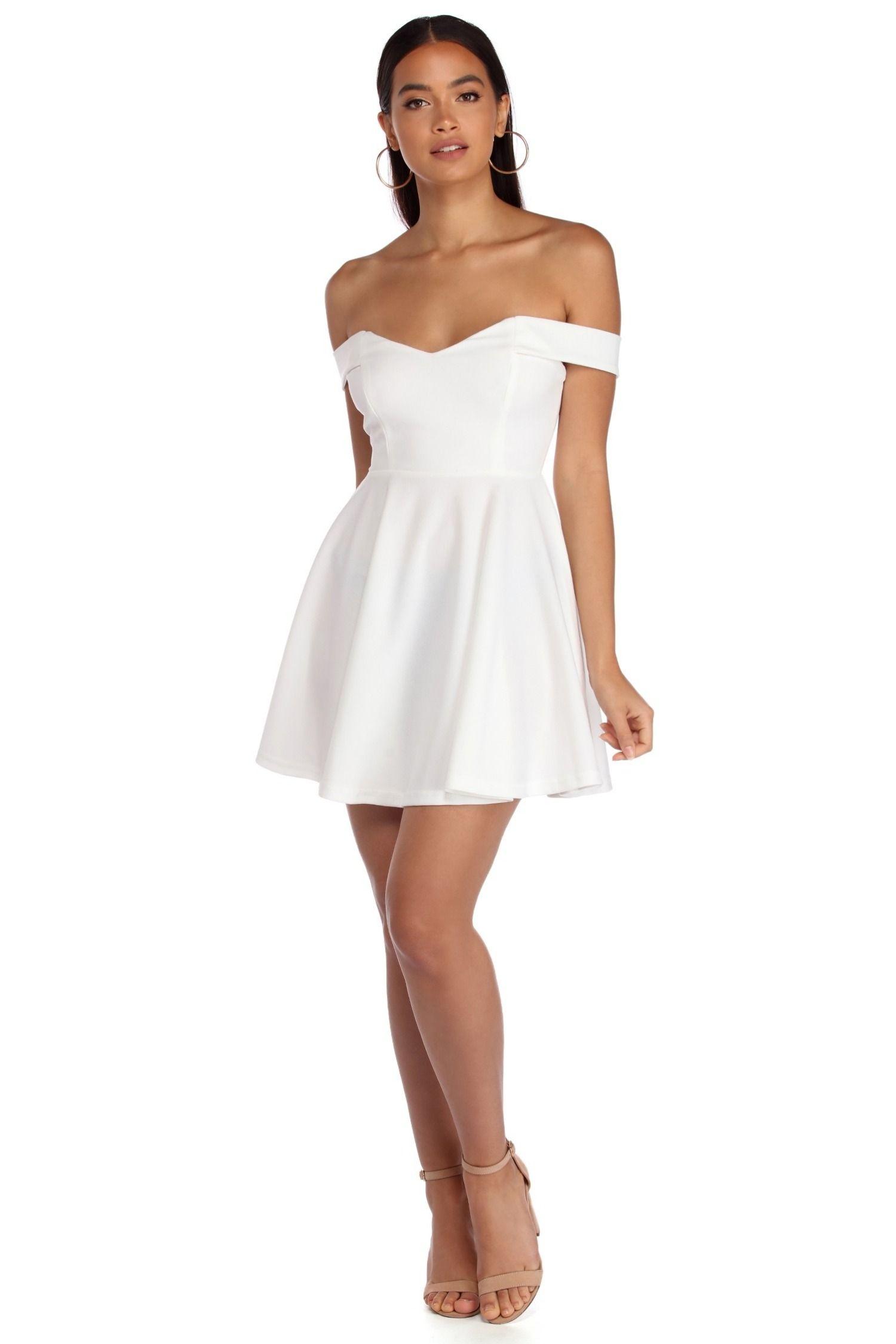 Windsor Store Fresh Start Skater Dress Cocktail Dress Wedding Beautiful Cocktail Dresses Dresses [ 2250 x 1500 Pixel ]