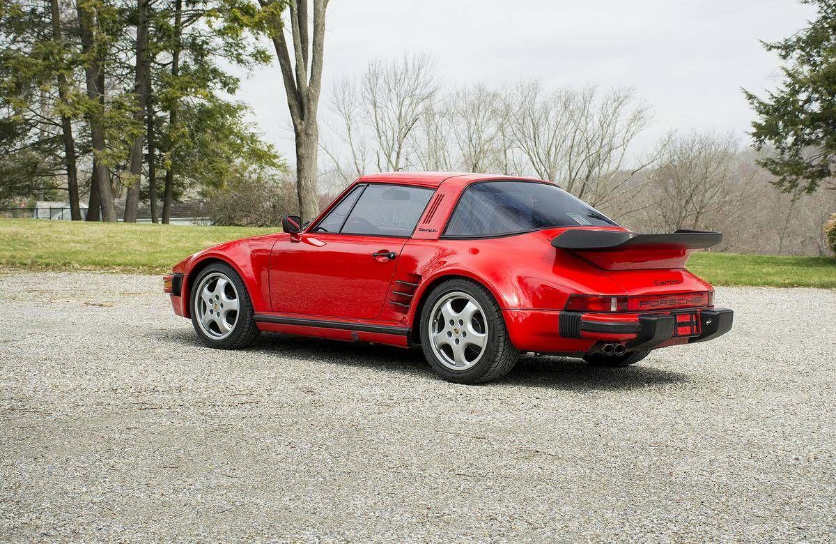 1977 Porsche Targa Turbo-Look for sale #1821892 | Hemmings Motor News