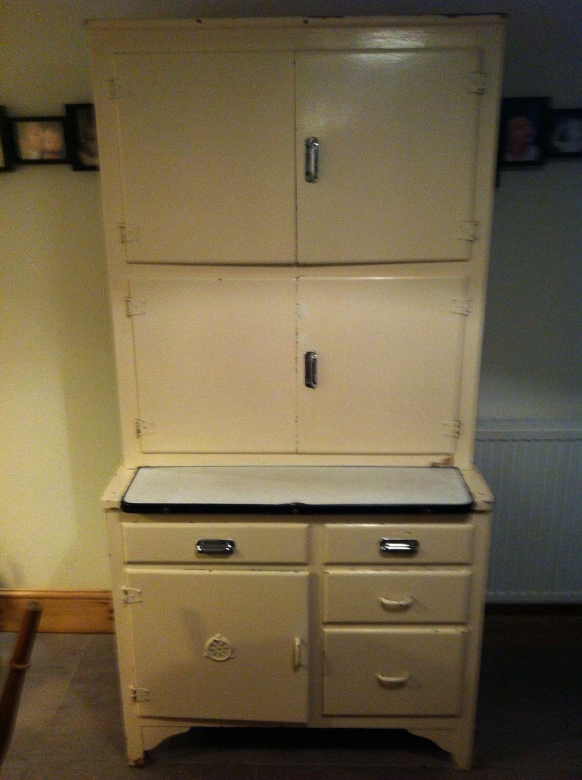 Vintage 1950s Kitchenette Kitchen Cabinet Ebay Ny Cabinet