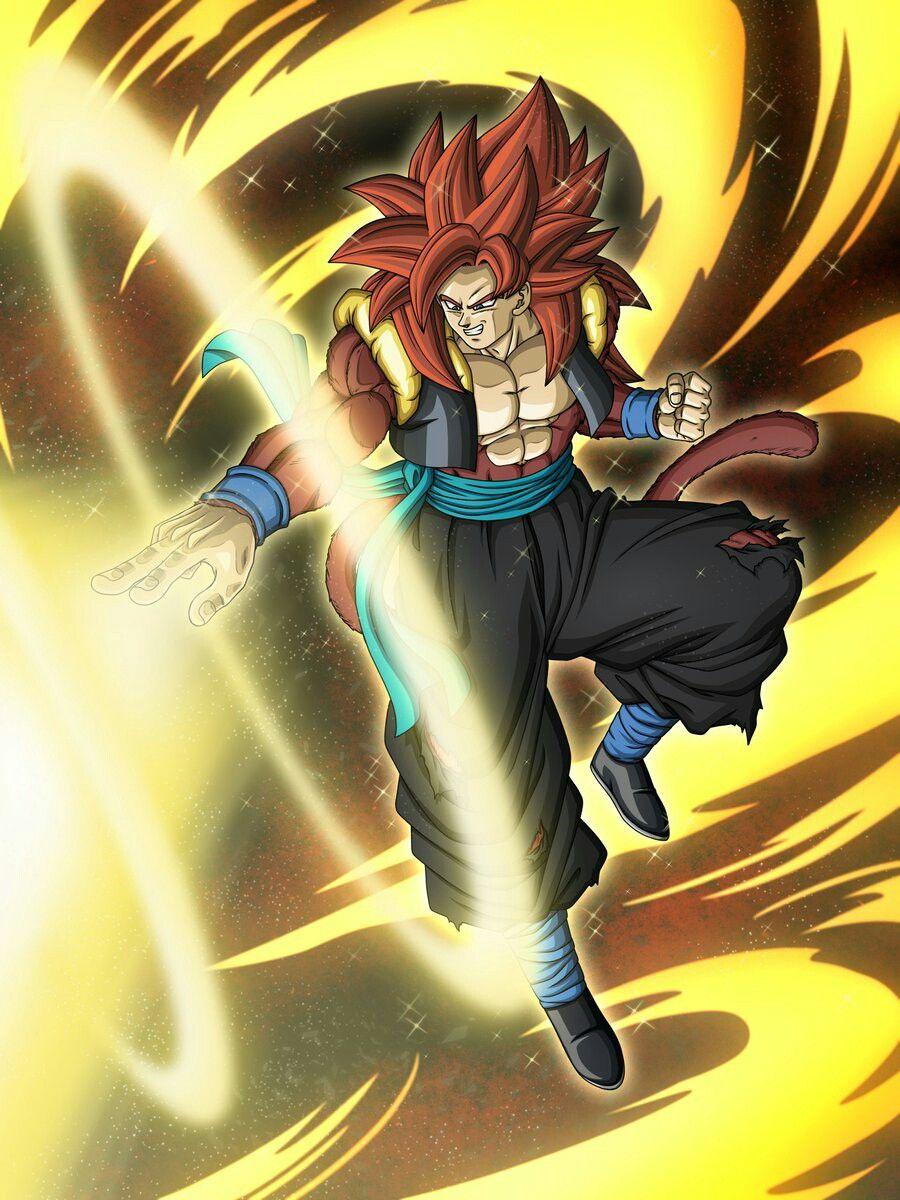 Gogeta Ssj 4 Dragon Ball Z Goku Xeno Y Dragon Ball