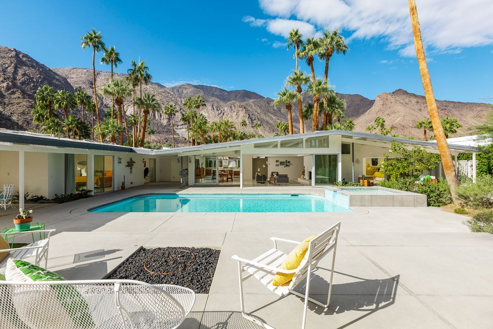 10 Dreamy Palm Springs Homes For Sale Right Now Palm Springs