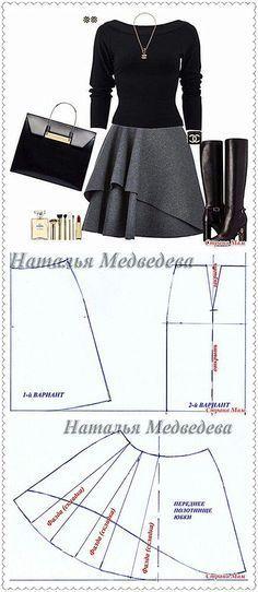 Sewing Skirt..♥ Deniz ♥