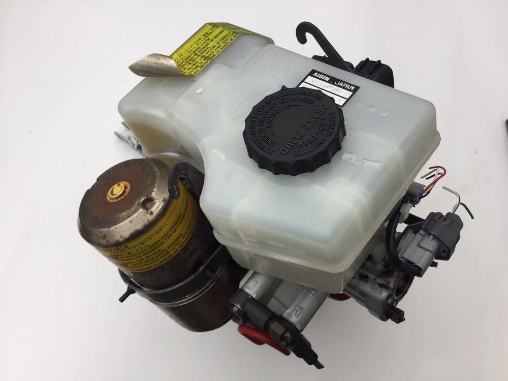 Details about 2001-2002 TOYOTA 4RUNNER ABS BRAKE PUMP MASTER