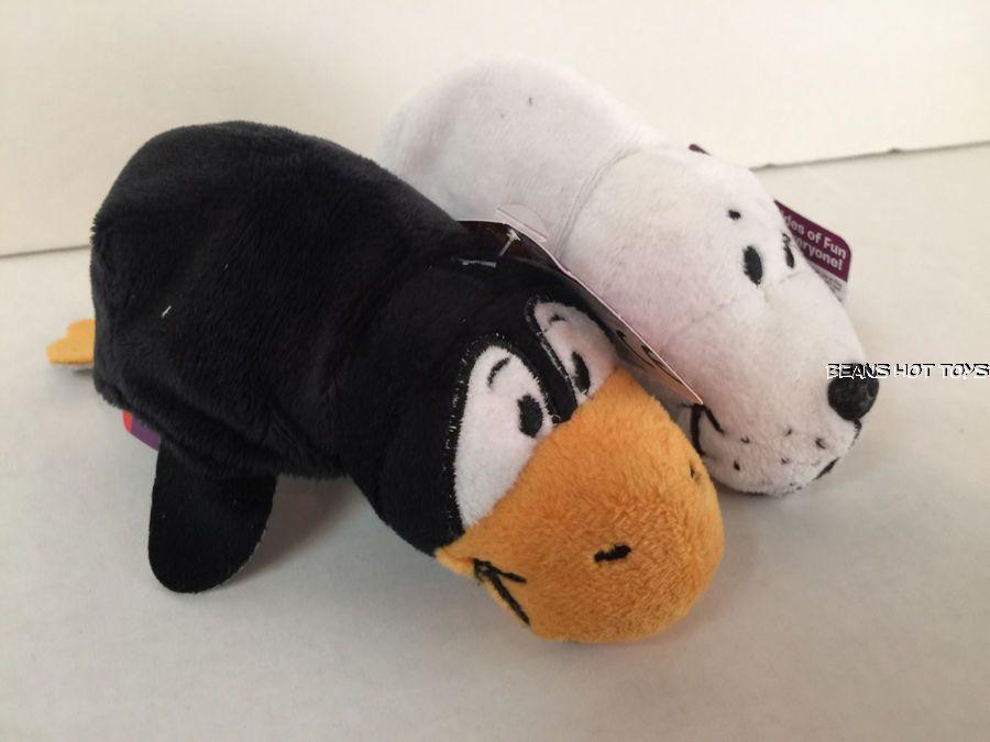 1 little flipzees from flipazoo 5 phoebe penguin to bethan seal 1 little flipzees from flipazoo 5 phoebe penguin to bethan seal nwt jayplay moose toyseaster giftstocking negle Images