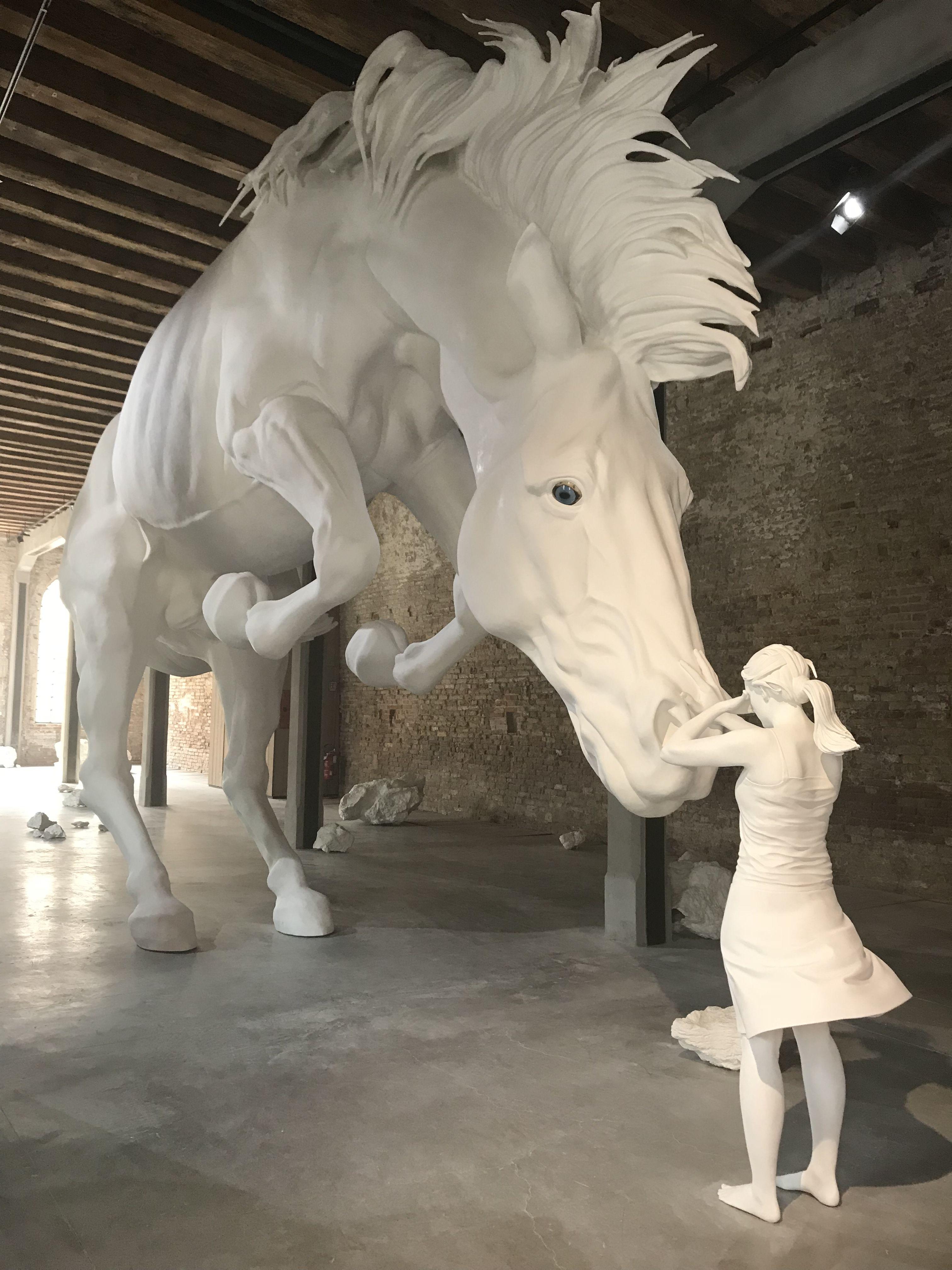 Amazing   Unbelievable   Pinterest   Pferde, Skulptur und Pferde ...