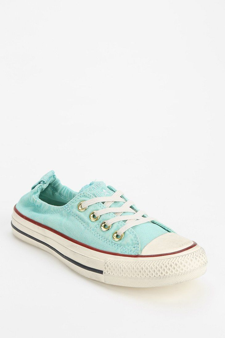 Converse Shoreline Washed Women s Low-Top Sneaker  Love this color! 6ba082943