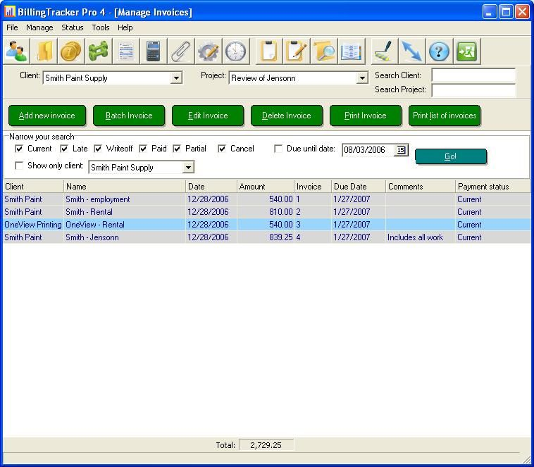 TimeLive Web timesheet suite is an integrated suite for time - contractor invoices
