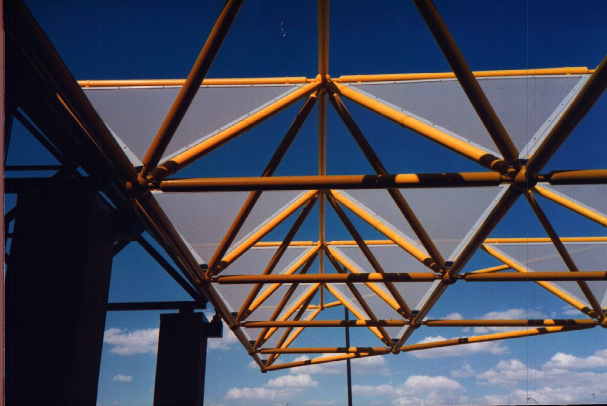 Image result for space frame architecture | Space Frames | Pinterest ...