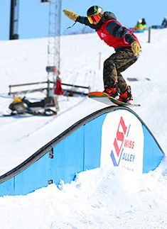 Pick up your season pass and make plans to hit the slopes this winter at Swiss Valley Ski & Snowboard Area in Jones, Michigan. With plenty of great places to stay nearby, make it a weekend getaway. #travel #winter