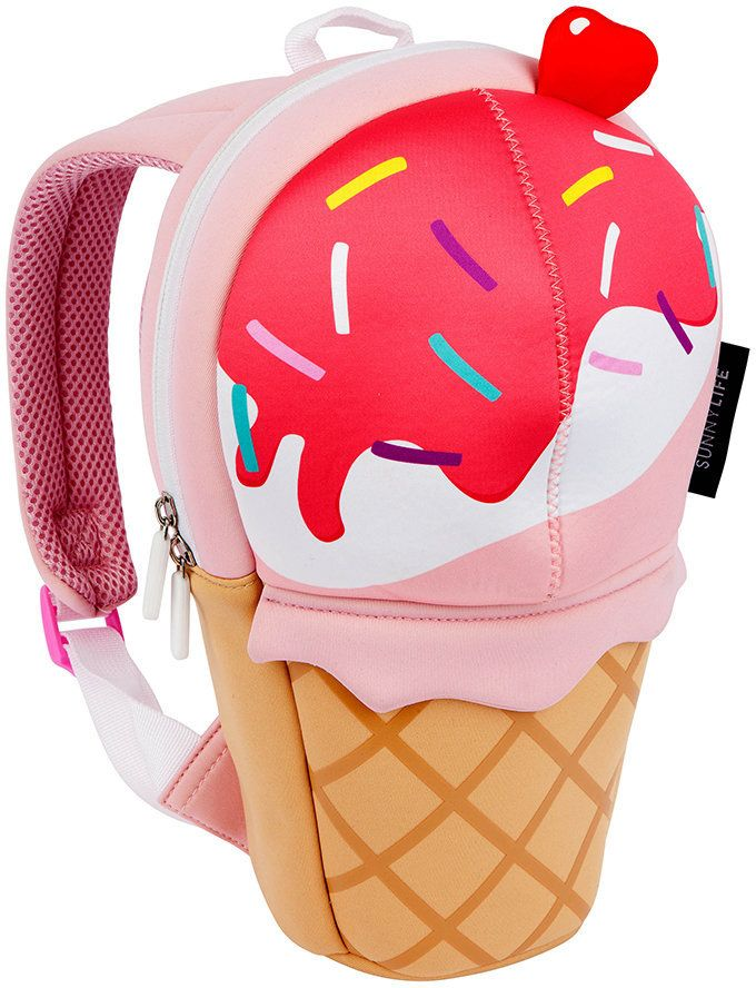 Sunnylife - Children's Neoprene Backpack - Ice Cream