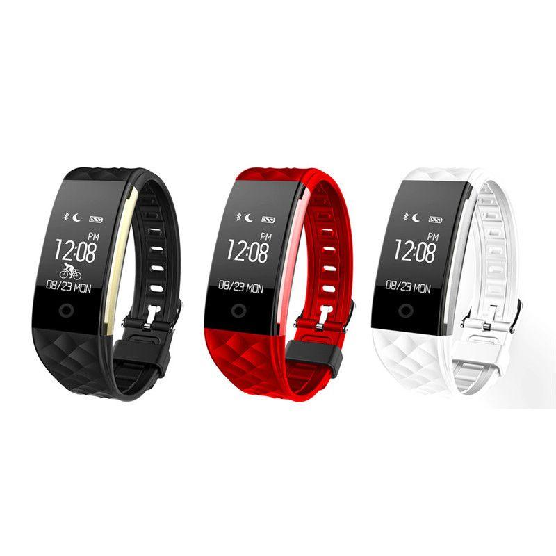 Αποτέλεσμα εικόνας για Smartch Smart Band S2 Wristband Heart Rate Monitor IP67 Waterproof Smartband Activity Tracker Bracelet For Android IOS Phone