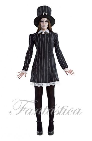 d8f8c5ddd Disfraz para Mujer Novia de Jack Skellington - Pesadilla antes de ...