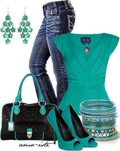 Semi formal outfit idea