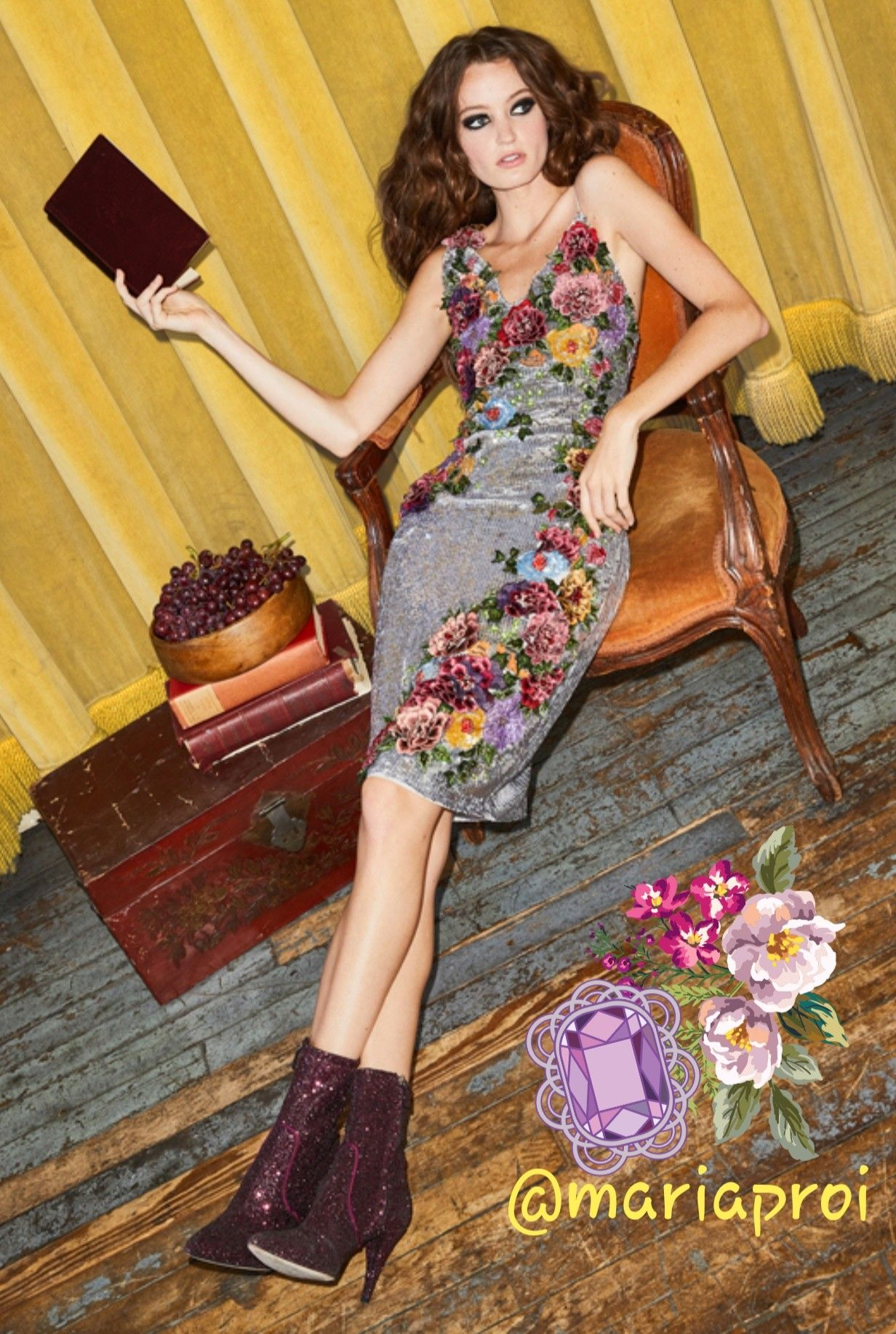 87f4a49b6c8 Francie Embellished Sequin Fitted Dress and Heddie Bootie  alice olivia All  That Glitters