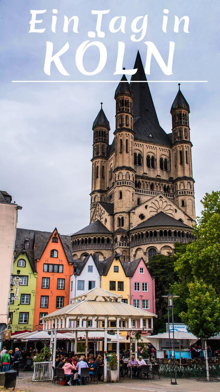 Ein Tag in der Rheinmetropole Köln