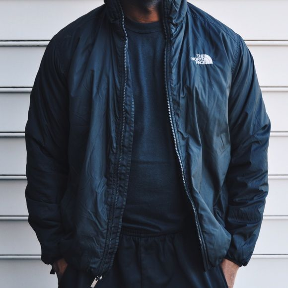 Black North Face Zip Up Jacket Men's Medium. Can fit a L. Great condition North Face Jacket! No stains, rips, or damage. All zippers are fully functional. An overall dope find! The North Face Jackets & Coats Utility Jackets