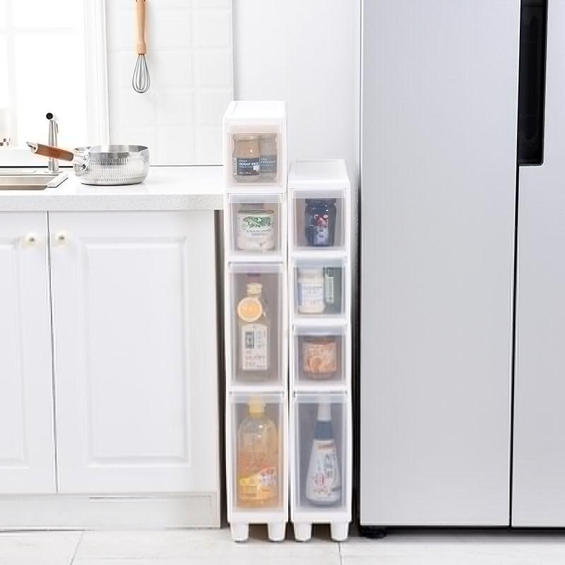 Narrow Storage Drawer Cabinet Storage Drawers Kitchen Cabinet Storage Kitchen Storage Organization