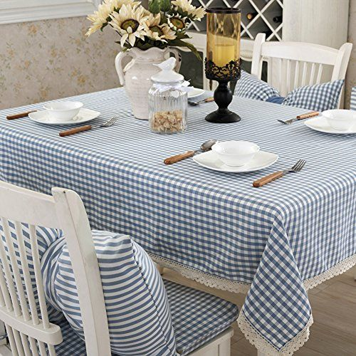 Cotton And Linen Table Cloths The Style Of Wind Fields Printed