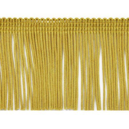 Expo Chainette Fringe 2 Wide 20 Yards-Gold