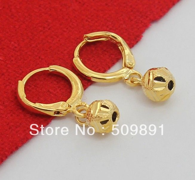 Las Jewelry Women Ornaments Design Fashion Earrings S Gold
