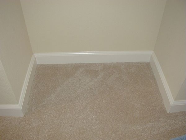 Coronado Baseboard Great Paint Color