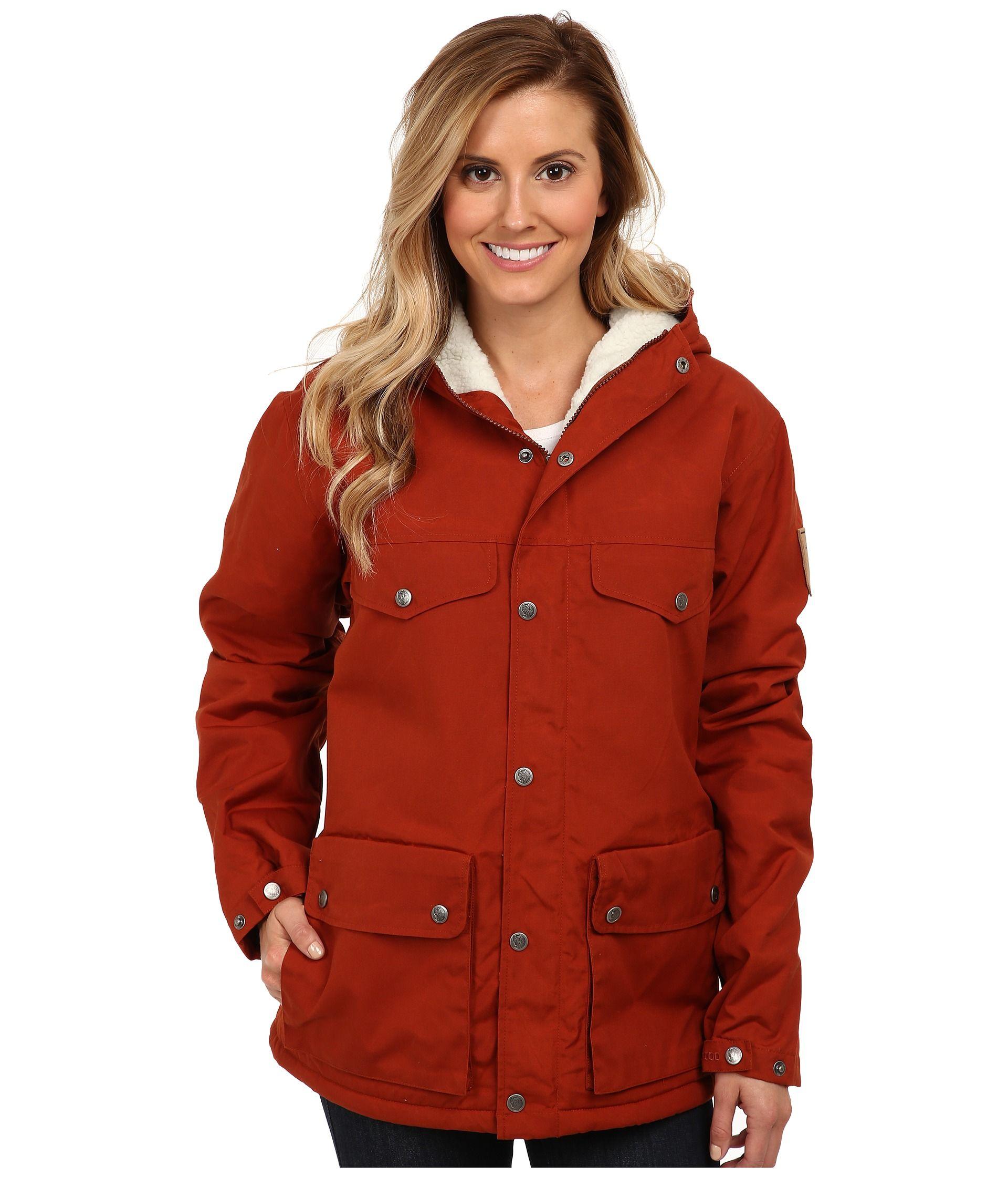 Fjallraven Greenland Winter Jacket Winter Jackets Women Jackets Winter Jackets