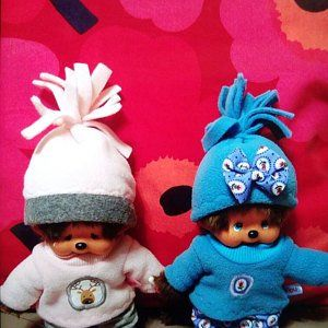 Clothing For Monchichi Gr 20 Hoodie Jeans Monchhichi 2 Peace Set