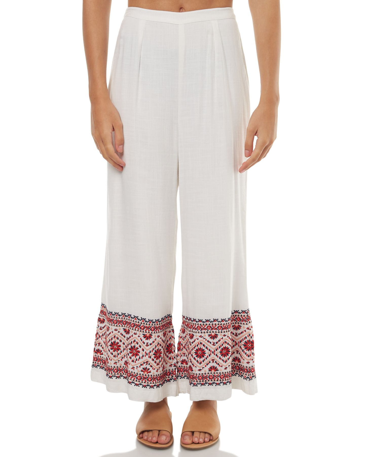 Tigerlily Antares Pant White | SurfStitch | SurfStitch