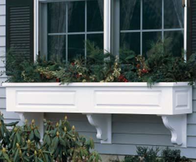 Estate Window Box Fiori Piante