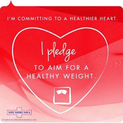 #HealthyWeight #HealthyHeart #HealthyYou