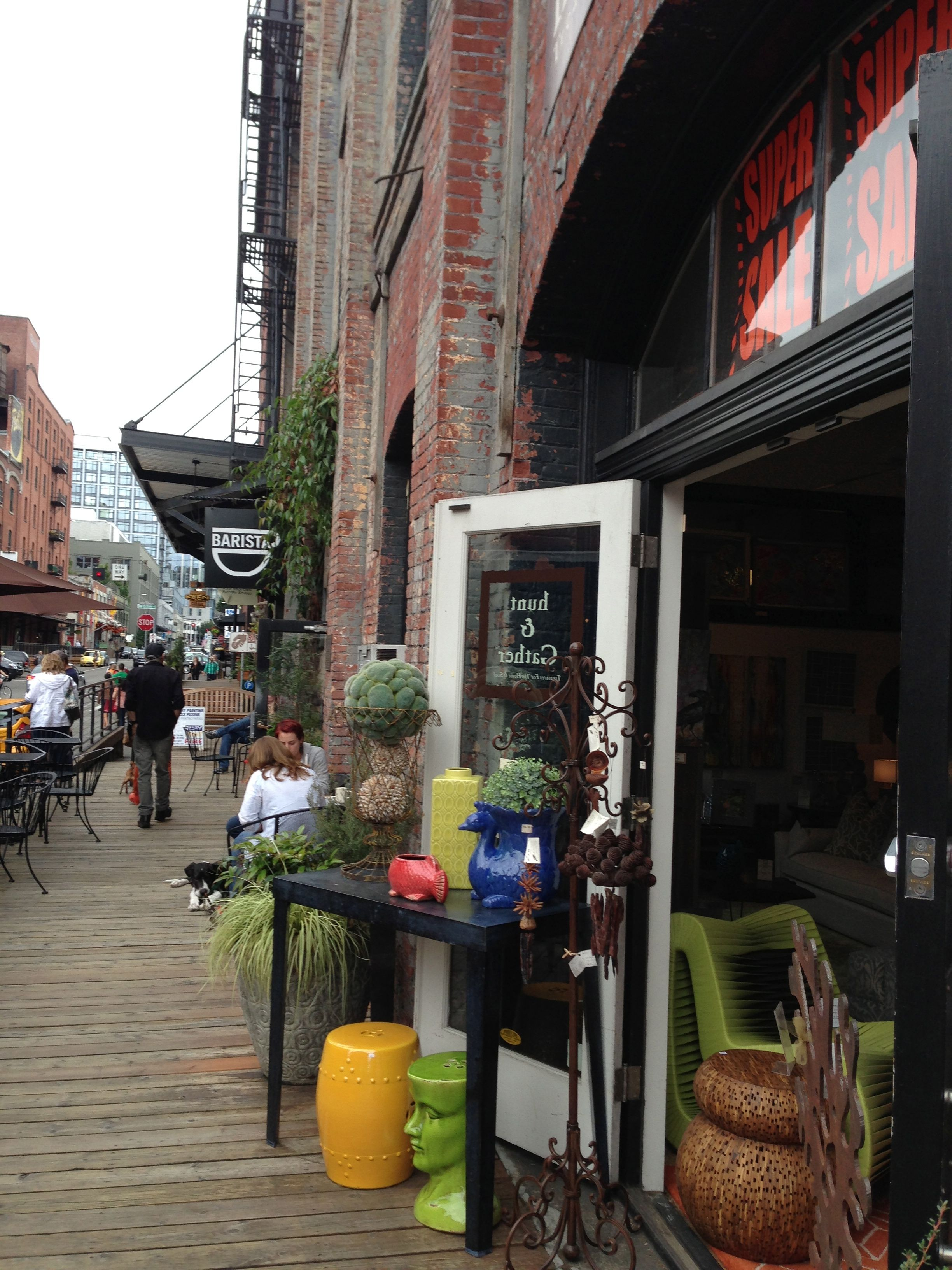 Shopping in The Pearl District | Oregon travel, Portland ...