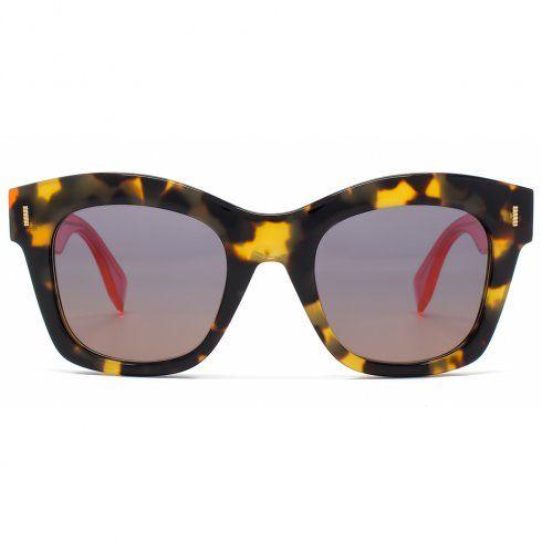 50 gafas de Bold Havana 7oh Pink en Fendi 0025s sol cuadradas Ff WPgxg7T