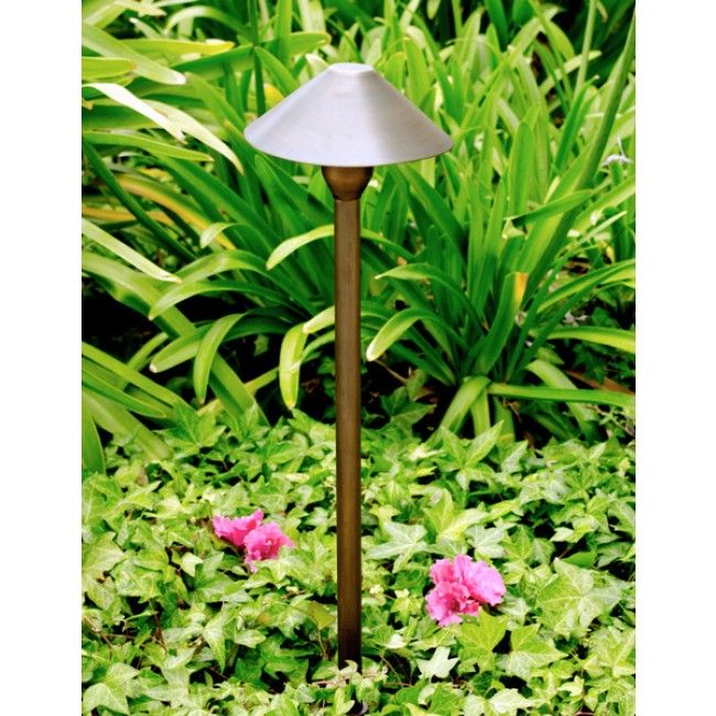 12 Volt Path Light Landscape Lighting Landscape Lighting Design Outdoor Lighting