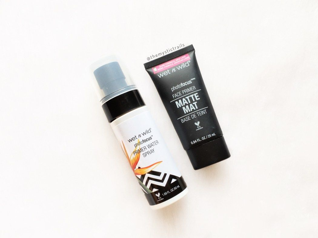 Battle Of The Face Primers Full Review On Both These Makeupprimers From Wetnwild Are Up On The Blog Drugstore Makeup Brands Cruelty Free Makeup Primer Water