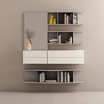 Ultramodern Elegant Avana Bookshelves Wall Unit Elegant Available In Different Colours My Dinning Room Furniture Furniture Design Furniture Design Modern