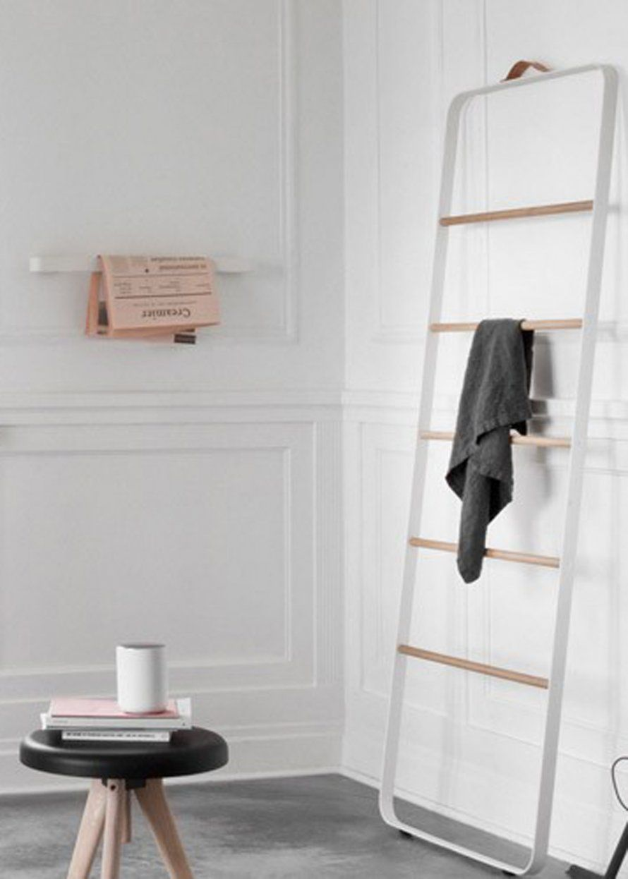 porte serviette towel menu rangements organization. Black Bedroom Furniture Sets. Home Design Ideas