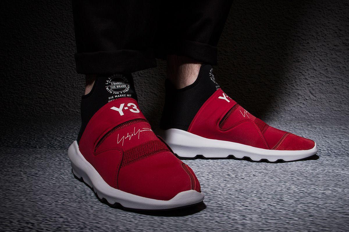 692f0864da68 adidas Y-3 Suberou  Red