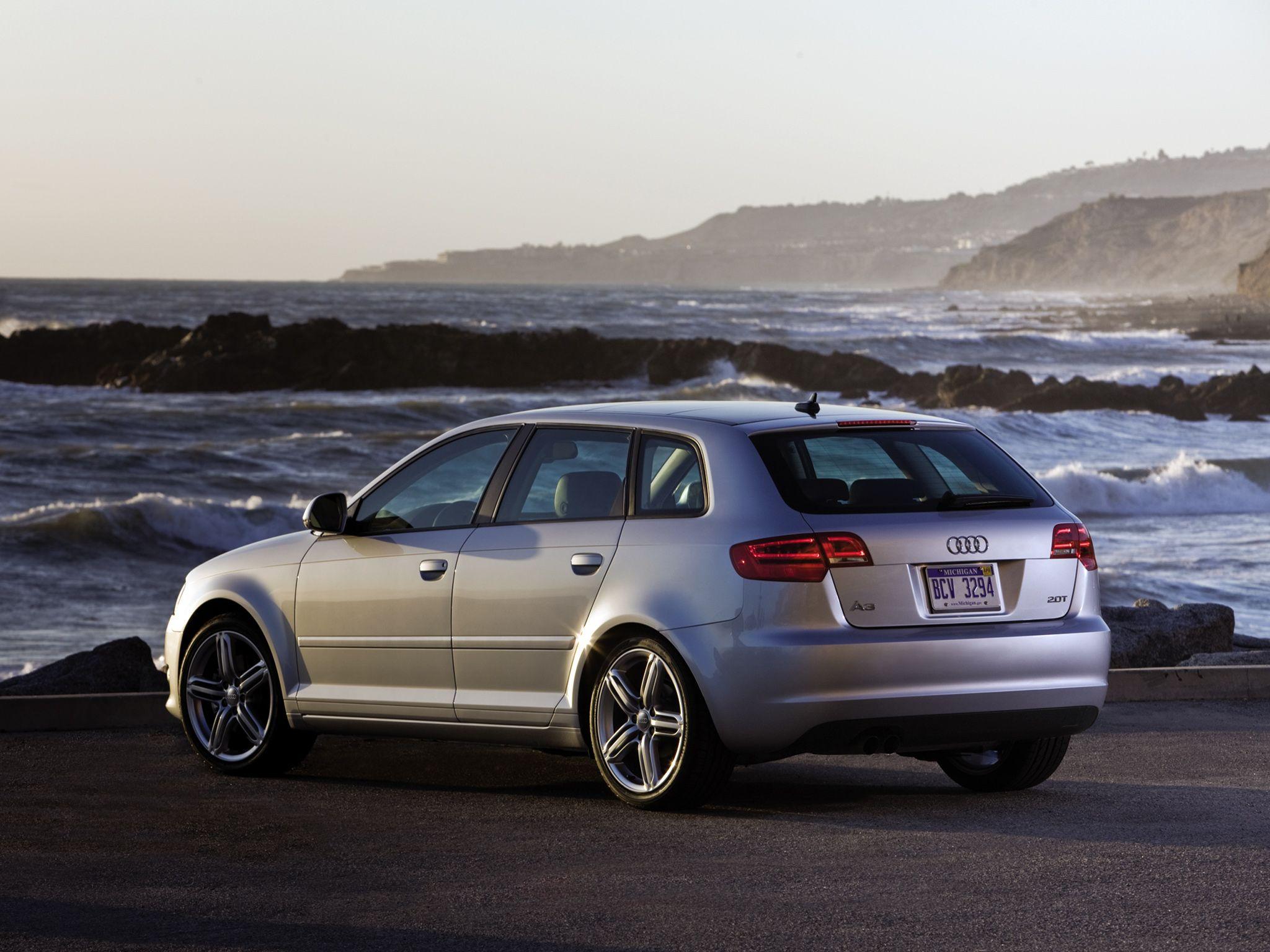2010 Audi A3 Sportback Audi A3 Sportback 2 0t Us Spec Wallpapers