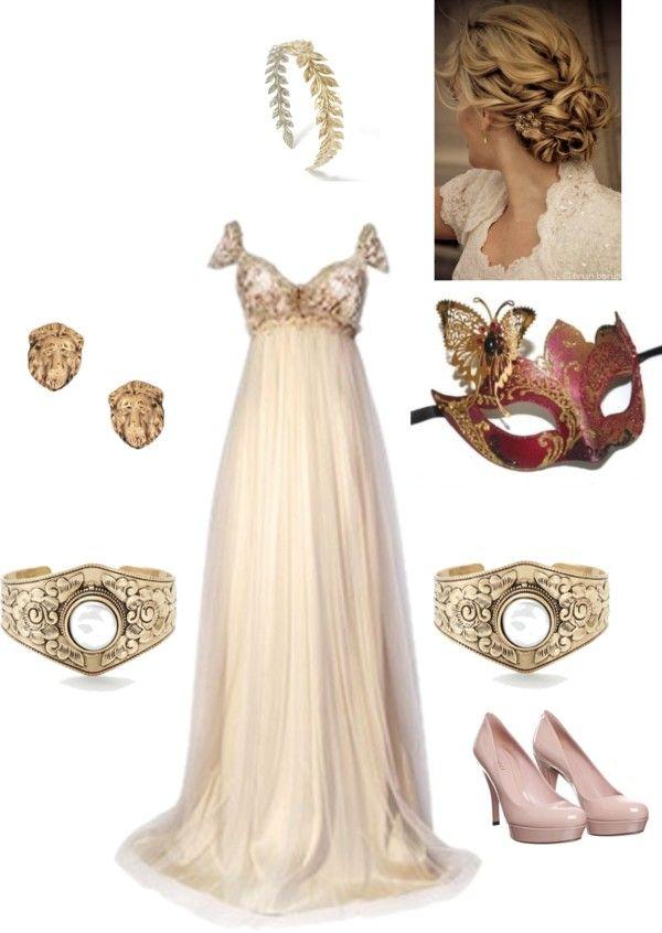 Masquerade Ball Polyvore Dresses