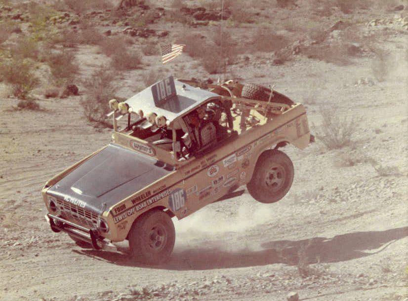 Bronco Desert Racing Ford Bronco Classic Bronco Classic Ford