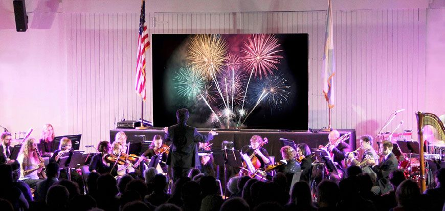 Symphony at the seashore symphony seashore event