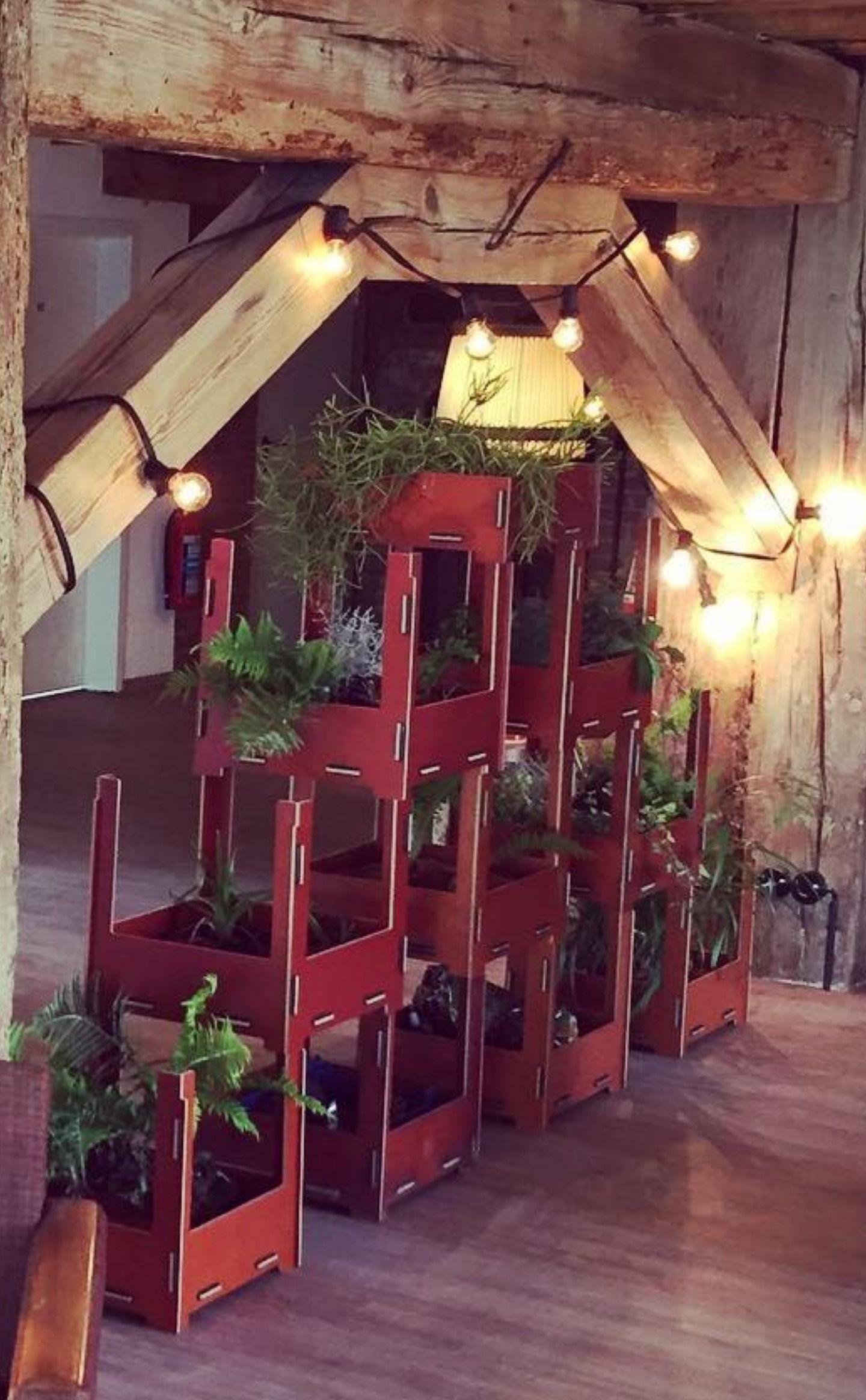 Set C Vertical Garden Modul Mit Bildern Werkhaus Vertikaler