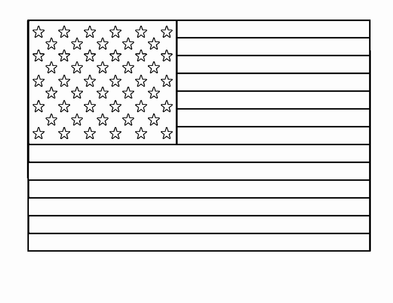 America Flag Coloring Page Awesome Flag Worksheets For