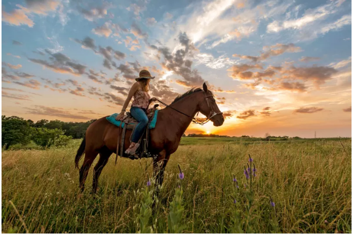 Live out your Wild West fantasies at Kansas Bed and
