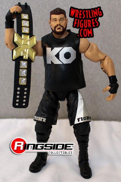 Kevin Owens-Elite Serie 43-figura De Lucha WWE Mattel