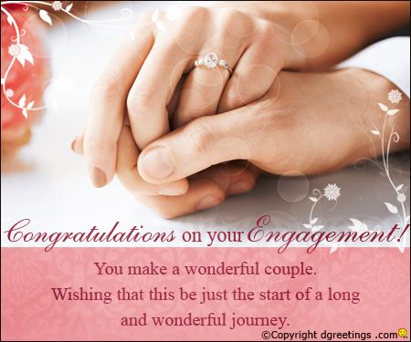 congratulations to and bobby wishing u both lots of