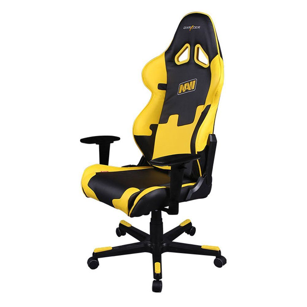 Dxracer Racing Series Doh Re21 Ny Navi Natus Vincere Racing Bucket Seat Office Chair Gaming Chair Ergonomic Computer Ch Gaming Chair Sport Chair Computer Chair