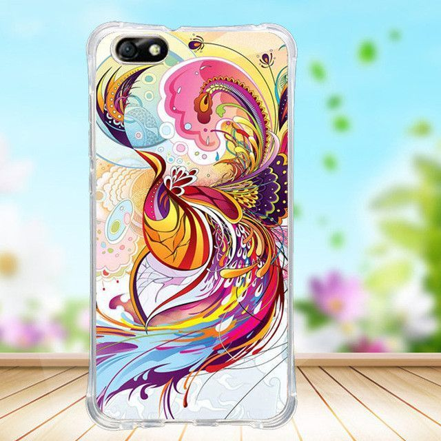 FIVE COLOUR Colorfull UV printing Case for Huawei Honor 4X FIVE COLOUR Colorfull...