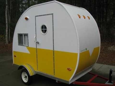 Teardrop Camper Georgia Yakaz For Sale Camper Mini