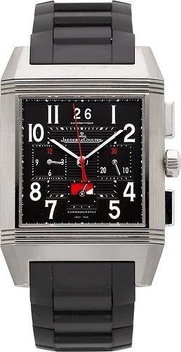 Jaeger LeCoultre Squadra Titanium World Time Chronograph